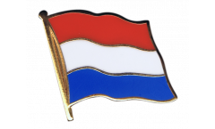 Luxembourg Flag Pin, Badge - 1 x 1 inch