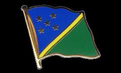 Solomon Islands Flag Pin, Badge - 1 x 1 inch