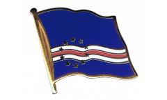 Cape Verde Flag Pin, Badge - 1 x 1 inch