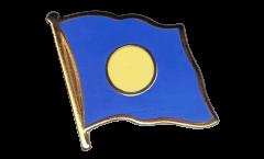 Palau Flag Pin, Badge - 1 x 1 inch