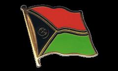 Vanuatu Flag Pin, Badge - 1 x 1 inch