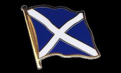 Scotland Flag Pin, Badge - 1 x 1 inch