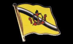 Brunei Flag Pin, Badge - 1 x 1 inch