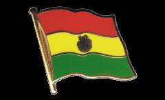 Bolivia Flag Pin, Badge - 1 x 1 inch