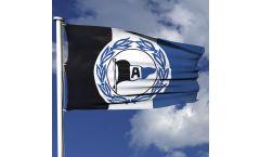 Arminia Bielefeld Wappen Flag - 3.3 x 5 ft. / 100 x 150 cm