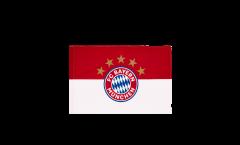 FC Bayern München Logo Flag - 3.3 x 5 ft. / 100 x 150 cm