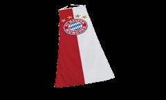 FC Bayern München Logo XL Flag - 5 x 13 ft. / 150 x 400 cm