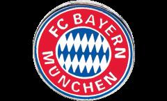FC Bayern München Emblem Pin, Badge - 0.6 x 0.6 inch