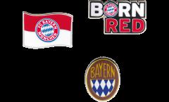 FC Bayern München Pin, Badge - 3 pcs