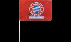 FC Bayern München Basketball Hand Waving Flag - 16 x 24 inch