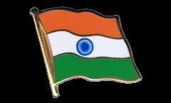 India Flag Pin, Badge - 1 x 1 inch