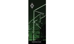 Borussia Mönchengladbach Borussia Park Banner Flag - 1.5 x 3.9 ft. / 45 x 116 cm