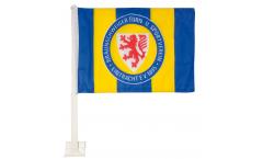 Eintracht Braunschweig  Car Flag - 12 x 16 inch
