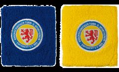 Eintracht Braunschweig  Wristband / sweatband, 2 pcs - 3.15 x 3.5 inch
