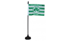 SpVgg Greuther Fürth Table Flag Sound - 13.3 x 2.3 inch