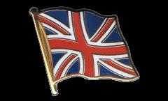 Great Britain UK Flag Pin, Badge - 1 x 1 inch