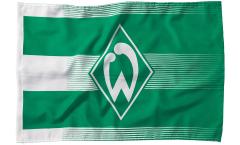Werder Bremen Flag - 3.3 x 5 ft. / 100 x 150 cm