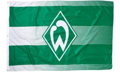 Werder Bremen Flag - 4 x 6 ft. / 120 x 180 cm