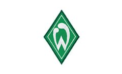 Werder Bremen Raute  Patch, Badge - 2.75 x 4 inch