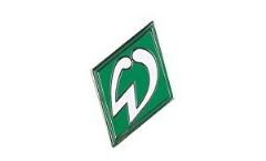 Werder Bremen Raute  Pin, Badge - 0.6 x 1 inch