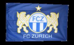 FC Zürich Flag - 3 x 4.5 ft. / 90 x 140 cm