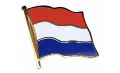 Netherlands Flag Pin, Badge - 1 x 1 inch