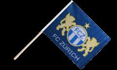 FC Zürich Hand Waving Flag - 2 x 2.5 ft. / 60 x 75 cm