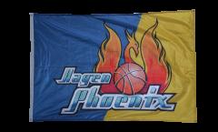 Phoenix Hagen Flag - 2.5 x 4 ft. / 80 x 120 cm