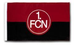 1. FC Nürnberg Logo Flag - 3.3 x 5 ft. / 100 x 150 cm