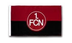 1. FC Nürnberg Logo Flag - 2 x 3 ft. / 60 x 90 cm