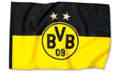 Borussia Dortmund Logo Stars Flag - 3.3 x 5 ft. / 100 x 150 cm