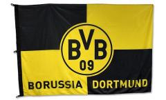 Borussia Dortmund Square Flag - 4 x 5 ft. / 120 x 180 cm