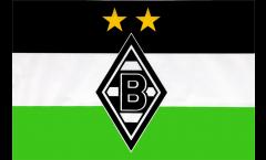 Borussia Mönchengladbach Logo Flag - 3.3 x 5 ft. / 100 x 150 cm