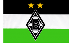 Borussia Mönchengladbach Logo Flag - 5 x 8 ft. / 150 x 250 cm