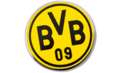 Borussia Dortmund Emblem Pin, Badge - 0.6 x 0.6 inch