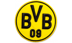 Borussia Dortmund Emblem Patch, Badge - 4 inch
