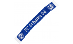 FC Schalke 04 Classic Scarf - 4.9 ft. / 150 cm