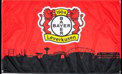 Bayer 04 Leverkusen Flag - 3 x 5 ft. / 90 x 150 cm