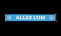 Olympique Marseille ALLEZ L'OM Scarf - 4.2 ft. / 130 cm