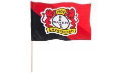 Bayer 04 Leverkusen Hand Waving Flag - 2 x 3 ft. / 60 x 90 cm