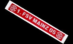 1. FSV Mainz 05 Scarf - 4.9 ft. / 150 cm