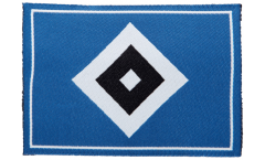 Hamburger SV Patch, Badge - 2.75 x 4 inch