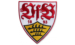 VfB Stuttgart Wappen Patch, Badge - 3.15 x 3.15 inch