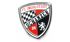 FC Ingolstadt 04 Logo Pin, Badge - 0.6 x 0.6 inch