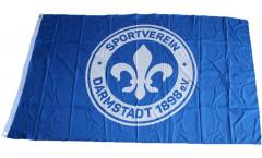 SV Darmstadt 98 Logo Flag - 3 x 5 ft. / 90 x 150 cm