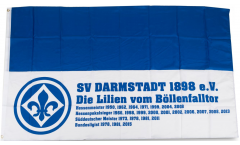 SV Darmstadt 98 Succes Flag - 3 x 5 ft. / 90 x 150 cm