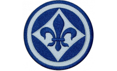 SV Darmstadt 98 Logo Patch, Badge - 3.15 x 3.15 inch