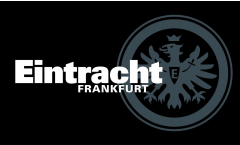 Eintracht Frankfurt Flag - 3 x 4.5 ft. / 90 x 140 cm