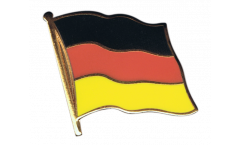 Germany Flag Pin, Badge - 1 x 1 inch