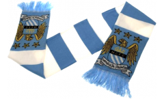Manchester City Scarf - 4.9 ft. / 150 cm
